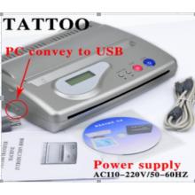Máquina de copiadora de transferencia de mini USB de tatuaje de alta calidad