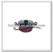 S442 3.5QT /5.0QT Aluminium Alloy Non-stick Dutch Oven