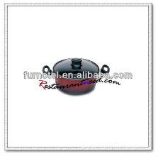 S442 3.5 на QT /5.0 КВАРТЫ алюминиевый сплав с антипригарным жаровня