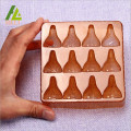 Vacuum Forming Plastic Chocolate Packaging Tray