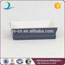 YSb40081-01-sd Hochwertige handgemachte Seifenschale