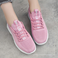 2020 new breathable sports running  ladies casual shoes women's shoes lightweight running shoes