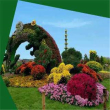 OEM areative scultura vegetale artificiale