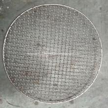 Одноразовое использование квадратного отверстия (одноразовое) Сетка для барбекю