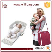 Sac à bandoulière multifonction pour maman Sac à bandoulière pliable pour bébé