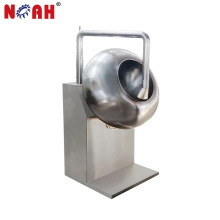 BY400 Small Nuts Sugar Chocolate Coating Machine