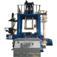 Máquina de fundición a baja presión