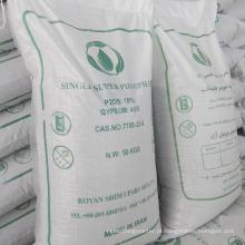 Superfosfato simples granular (adubo fosfatado SSP 16% e 18%)