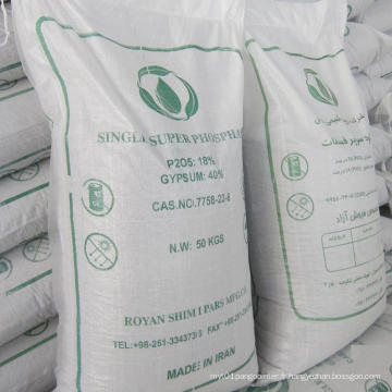 Single Superphosphate Ssp Fertilisant Phosphate P2o5