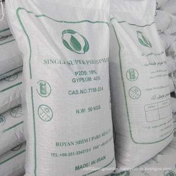 Granular Single Superphosphate (Phosphate fertilizer SSP 16% and 18%)