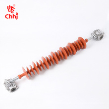 33KV FXBW4-35 long rod suspension composite insulator