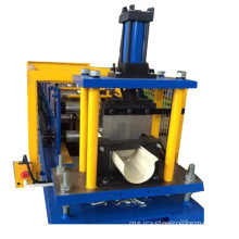 Rolling water rain rolling forming machine