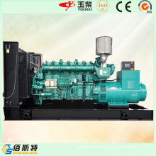 Silent Standby Engine (Yc6t600L-D20) Puissance 500kVA 50Hz Diesel Gensets Factory