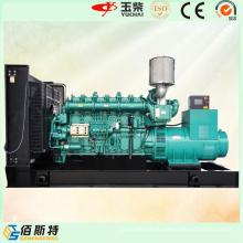 Мощный двигатель ожидания (Yc6t600L-D20) Мощность 500 кВА 50 Гц дизельных генераторных установок