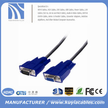 SVGA VGA Cable HDB15 Male to Female Extension Cable
