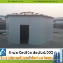 Casa prefabricada de marco de acero
