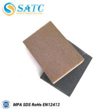 SATC - esponja abrasiva de bloque de lijado de diamante