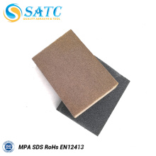 SATC--diamond sanding block abrasive sponge