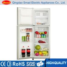 CE / RoHS / UL / SAA Hogar No Refrigerador de la puerta doble de Frost