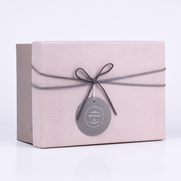 Bestseller Double Colors Romance Bowknot Gift Box