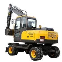 Kawasaki Hydraulic System 0.6 Bucket Wheel Excavator