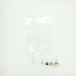 Empty IV Container (Non-PVC)
