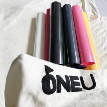 Angelacrox heat press vynil textil htv rolls emboss puff heat transfer thick vinyl for clothing logo