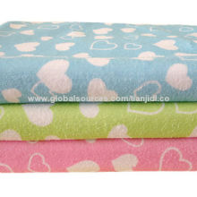 Cotton Bath Towels with Good Cleaning Ability and Plain Weave Style