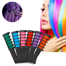 DIY Temporary Hair Color Cream Rambut Chalk Set