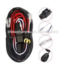 OEM&ODM Rohs compliant Led light bar cable wire harness