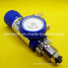 High Quality Gce-Type Regulators with Barb Outlets