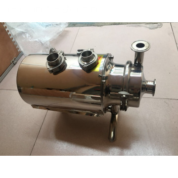BAW series small volume ss304 sanitary milk pump