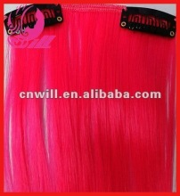 2014 Fashion Feather Hair Clip Extension Clip Hair Extension Hair Extension