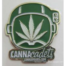 Promotional Gift Metal Badge Pin in Soft Enamel (badge-172)