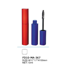 Hot Style Square Vazio Plastic Mascara Tube