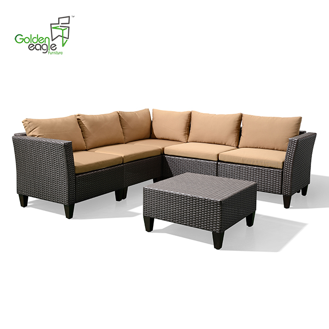 KD-S0249 modular seating set