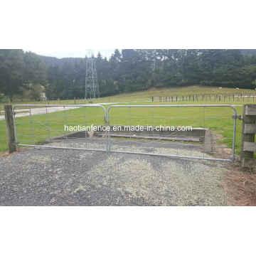 Антиэрозионные ворота фермы