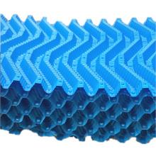 Remplissage de film de PVC pour les tours de refroidissement