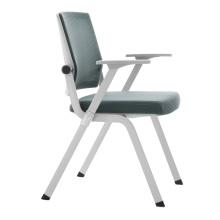 silla de entrenamiento con tableta de escritura / silla de conferencia