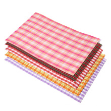2021 trendy textured self adhesive pink assorted plaid adhesive glitter sparkle sticky back eva foam sheets for sale