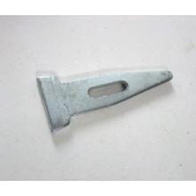 Pino de cunha para o sistema de forma de contraplacado de aço