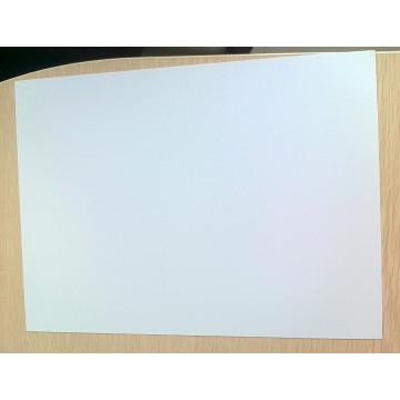 Folha de PVC fosco branco para difusor