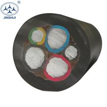 Especificação personalizada Melhor Serviço 4x1.5mm h05vvh2-f de borracha revestido cabo de alimentação elétrica