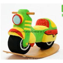 Neues Design Wooden Rocking Motorrad-Motorrad Rocker