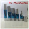 20ml/25ml/30ml/40ml/50ml airless bottle,aluminium cosmetic airless bottle