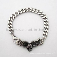 Gothic Bike Man Bangle Jewelry