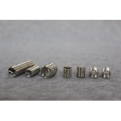 ISO SUS304 M6 M8 threaded screw fasteners