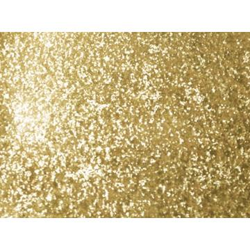 Environmental protection glitter TPU leather