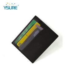 Porte-cartes de visite en cuir pour nouveaux hommes