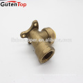 GutenTop Push Fit Fitting Drop Ear Elbow Quick Connector with PEX COPPER CPVC pipe